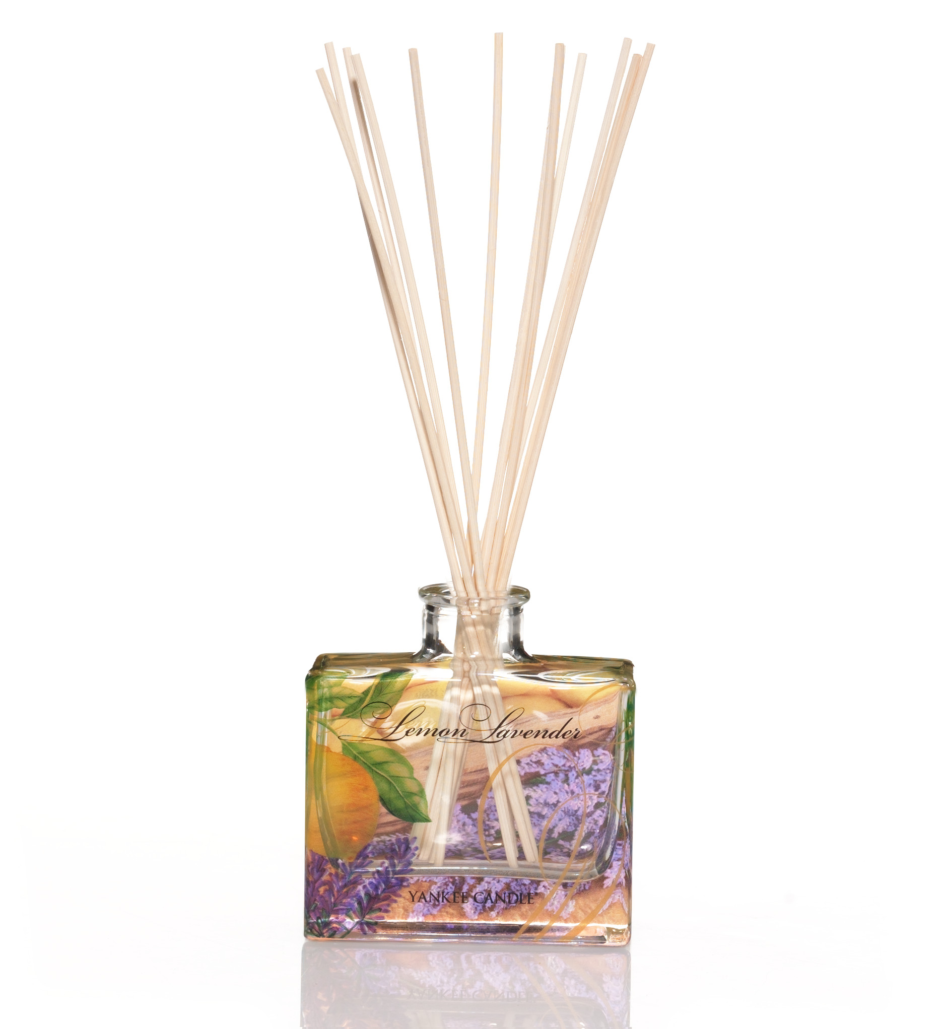 Home > Yankee Candles > Yankee Home > Lemon Lavender Reed Diffuser