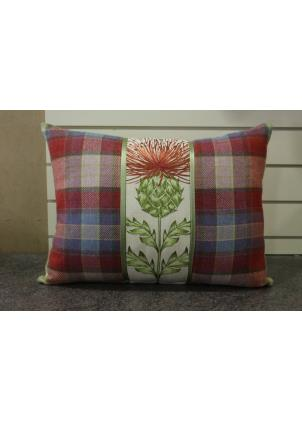 Thistle Boudoir Cushion