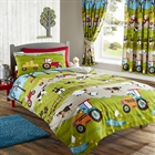 Childrens Farmyard Duvet Cover Single