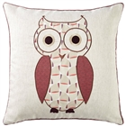 Twit-Twoo Filled Cushion Spice