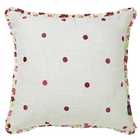 Polka Dot Birdhouse Cushion