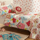 Birdhouse Duvet Set