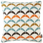 Momentum Filled Cushion tangerine