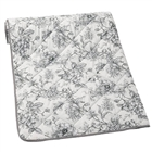 Aquitaine Throw Charcoal